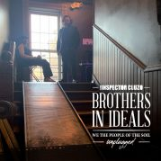 The Inspector Cluzo // Brothers in Ideals